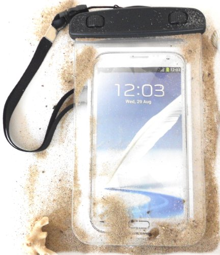 Funda impermeable para móvil pantalla 5.7  (Beachbag5.7 Clear) univers