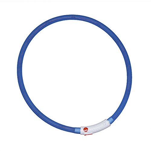 Silicón del collar LED USB collar de perro luminos... Ocasión