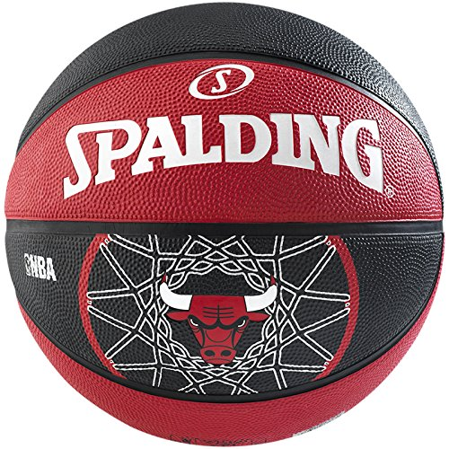 Pelota de baloncesto, color multicolor, talla 5