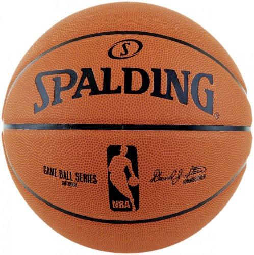 Pelota de baloncesto ( oficial, talla 7 ), color naranja, negro, talla