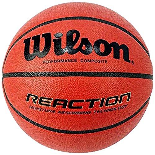 Pelota de baloncesto, tamaño 7, color naranja