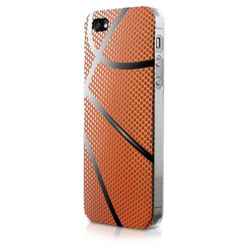 Carcasa rígida para iPhone 5 y 5s, diseño con textura en relieve de pe