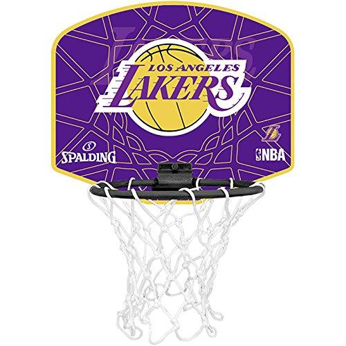 Tablero de pared de baloncesto, color multicolor, talla única