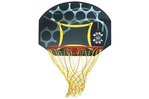 Tablero de pared de baloncesto, color (Black/Yellow/Red). Ocasión