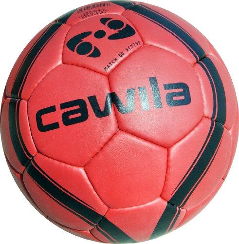 Balón de balonmano rojo multicolor Talla:2. Ocasión