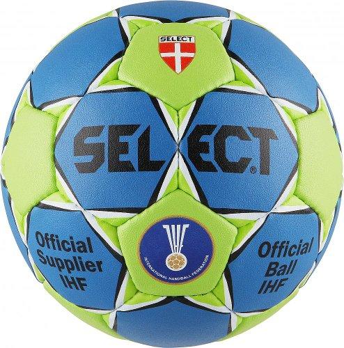 Balón de entrenamiento de balonmano verde Talla:2