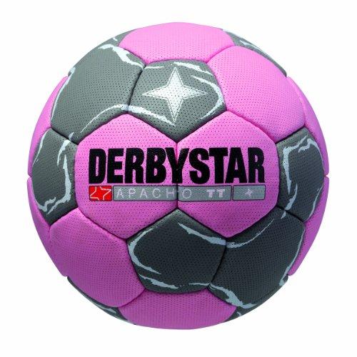 Balón de balonmano, color rosa, gris y blanco rosa pink/grau/weiss Tal