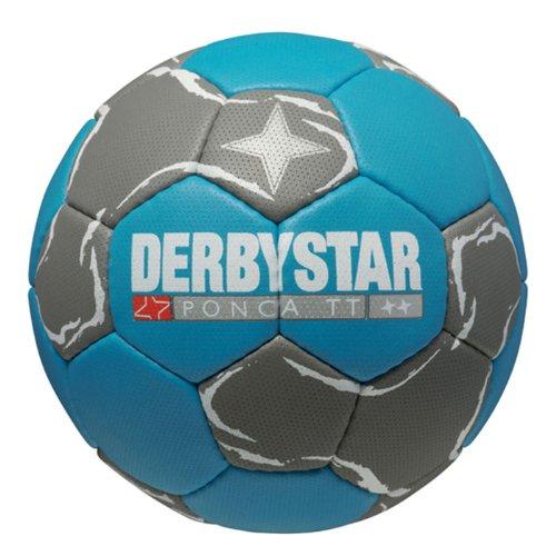 Balón de balonmano azul multicolor Talla:3. Oferta