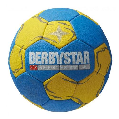 Balón de balonmano azul azul, amarillo Talla:2