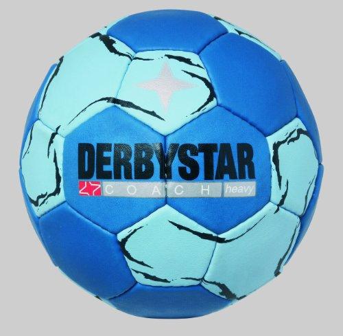 Balón de balonmano azul blau/hellblau/schwarz Talla:3. Oferta