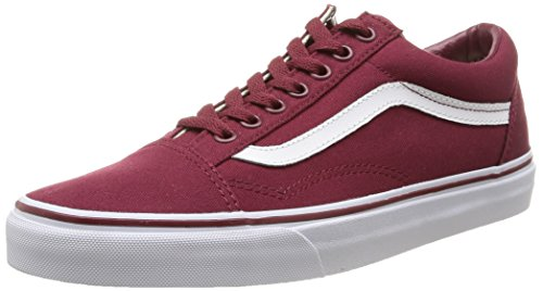 Zapatillas bajas unisex, color canvas/cordovan/true white, talla 44. O