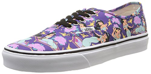 Zapatillas bajas unisex, color disney/jasmine/deep ultramarine, talla