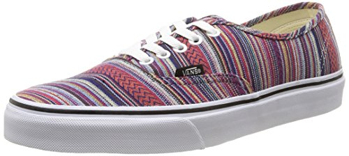 Zapatillas bajas unisex, color guate weave/black/multi, talla 38