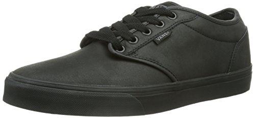 Zapatillas para hombre, color negro ((leather)blk/bl l3b), talla 40.5.