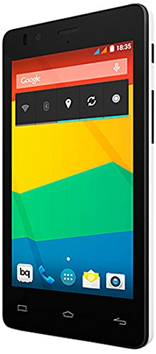 Smartphone libre Android (pantalla 4 , cámara 8 Mp, 8 GB, Quad Core 1.