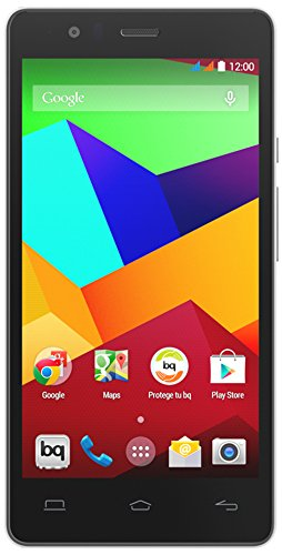 Smartphone libre Android (pantalla 5 , cámara 13 Mp, 16 GB, Qualcomm S