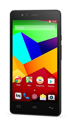 Smartphone libre Android (pantalla 5 , cámara 13 Mp, 8GB, Qualcomm Sna