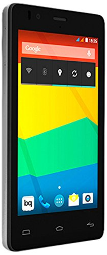 Smartphone libre Android (pantalla 4.5 , cámara 8 Mp, 8 GB, Quad Core