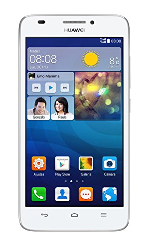 Smartphone libre Android (pantalla 5 , cámara 8 Mp, 8 GB, Quad Core 1.