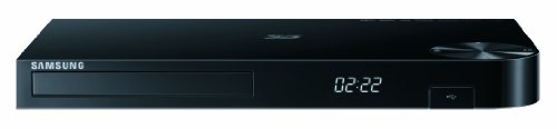 Reproductor de Blu ray (3D), negro (importado) con descuento