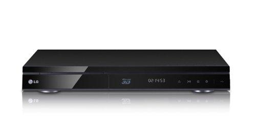 Reproductor de Blu ray (disco duro de 500 GB), negro