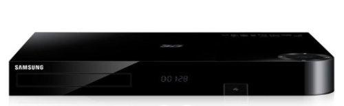 Reproductor de Blu ray (3D, internet, conexión HDMI, DVB T), negro