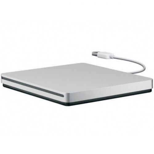 Reproductor y grabador de CD y DVD, USB externo, color blanco