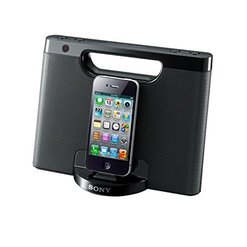 Altavoz con puerto dock de 4W para Apple iPod / iPhone (estéreo, hasta