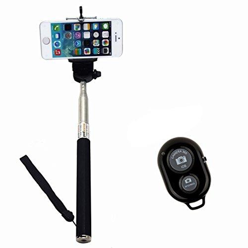 Pinpo Foto Selfie Mano para teléfono Ajustable soporte para el iPhone