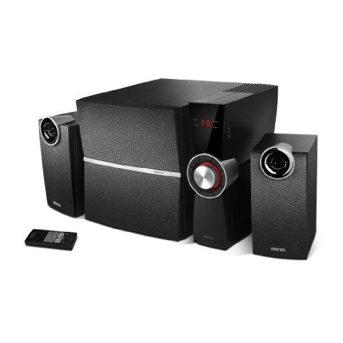 Sistema de audio 2.1 con mando a distancia y entrada digital, 53 W. Oc