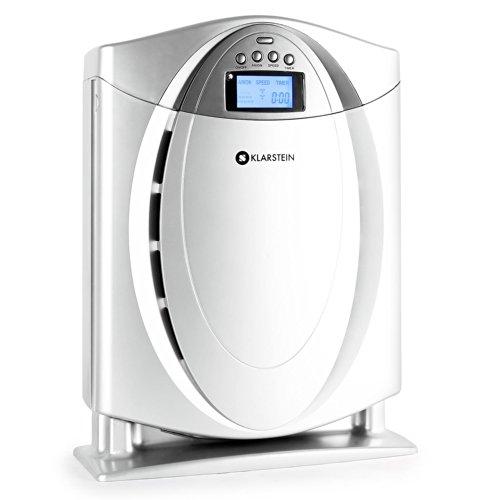 Purificador de aire ionizador 4 en 1 adecuado para alergicos (filtro p
