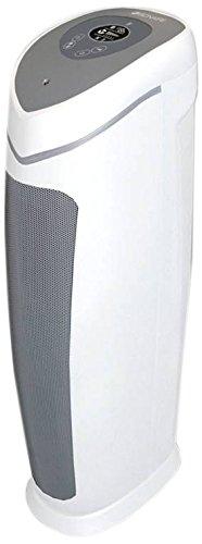Purificador de aire, 4 niveles de filtración, color blanco. Saldo
