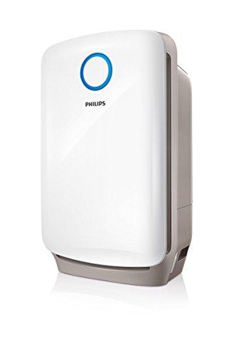 Purificador de aire (Color blanco, 21 cm, 36,5 cm, 60,5 cm, 220 con de