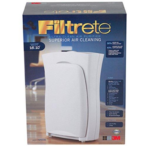 Purificador de aire Filtrete Ultra Clean, zona par... Saldo