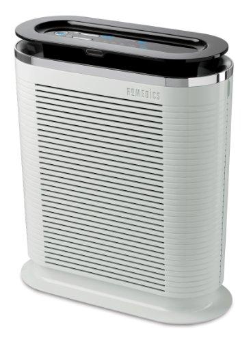 Purificador de aire con filtro HEPA permanente