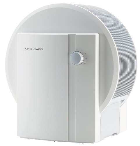 Humidificador de aire y purificador, 300 g/h, 20 W, 50 m  con descuent