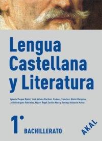 Lengua y Literatura Castellana 1º Bachillerato (En... Saldo