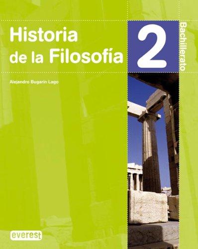Historia De La Filosofía. Bachillerato 2 (Bachille... Oferta