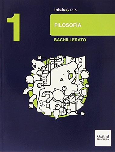 Filosofía. Libro Del Alumno. Bachillerato 1 (Inici..