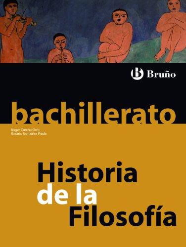 Historia de la Filosofía Bachillerato. Oferta