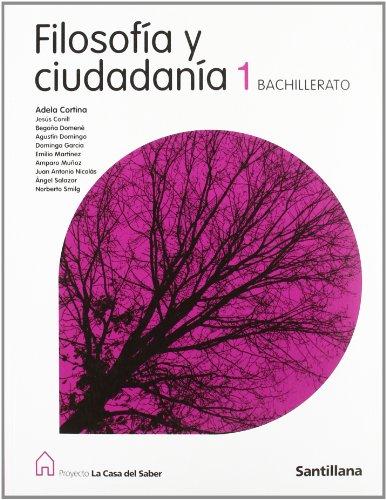 Filosofía y ciudadanía (1 Bachillerato)