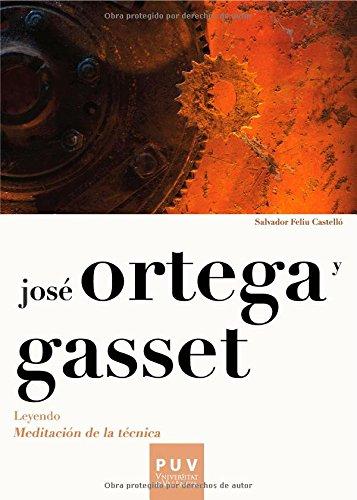 José Ortega Y Gasset. Leyendo  Meditación De La Té..
