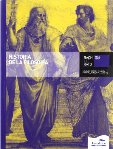 Historia de la Filosofía Bachillerato (L CD)