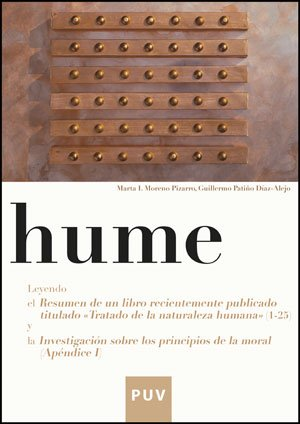 Hume: Leyendo el Resumen de un libro recientemente... Saldo