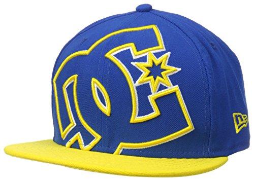 Gorra para hombre, color azul royal / amarillo, talla única con descue