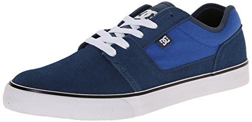 Zapatillas bajas para hombre, color azul / blanco, talla 46 L con desc