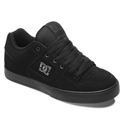 Zapatillas, para hombre, color negro / gris oscuro, talla 45.5