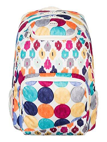 Mochila, color multicolor (acapulco dots combo warm white), talla 10 x