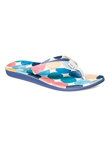 Sandalias para mujer, color blanco, talla 36