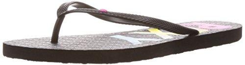 Sandalias para mujer, color negro, talla 38. Ocasión